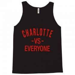 charlotte vs everyone sport Tank Top | Artistshot