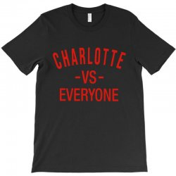 charlotte vs everyone sport T-Shirt | Artistshot