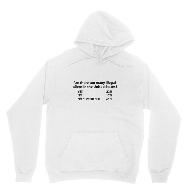 Are There Too Many Illegal Unisex Hoodie   Artistshot