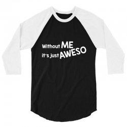 aweso 3/4 Sleeve Shirt | Artistshot