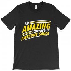 awesome sauce T-Shirt   Artistshot