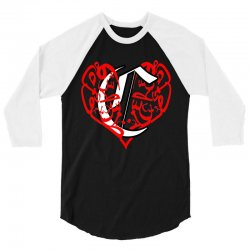 c cœur 3/4 Sleeve Shirt | Artistshot