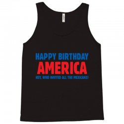 birthday usa Tank Top | Artistshot