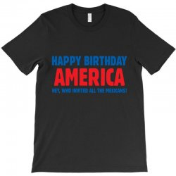birthday usa T-Shirt | Artistshot