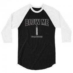 blow rk 3/4 Sleeve Shirt | Artistshot