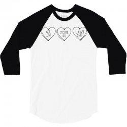 love pills 3/4 Sleeve Shirt | Artistshot