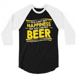 buy beer 3/4 Sleeve Shirt | Artistshot