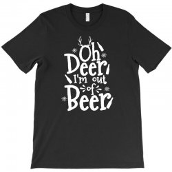 out of beer T-Shirt | Artistshot