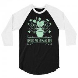 plants 3/4 Sleeve Shirt   Artistshot