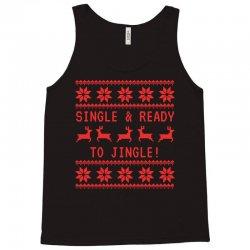 single and ready to jingle Tank Top | Artistshot