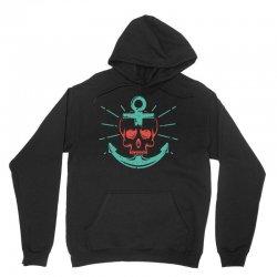 skull anchor Unisex Hoodie | Artistshot
