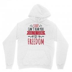 sound of freedom Unisex Hoodie | Artistshot