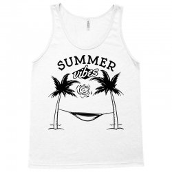 summer vibes only Tank Top | Artistshot