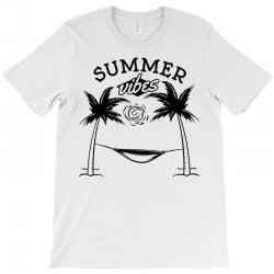 summer vibes only T-Shirt | Artistshot