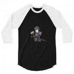 dokkabea 3/4 Sleeve Shirt | Artistshot