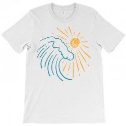 sun and wave T-Shirt | Artistshot