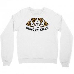 the hungry kills Crewneck Sweatshirt | Artistshot