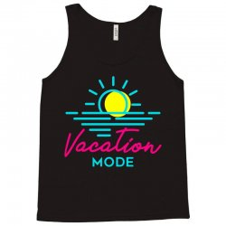vacation mode Tank Top   Artistshot