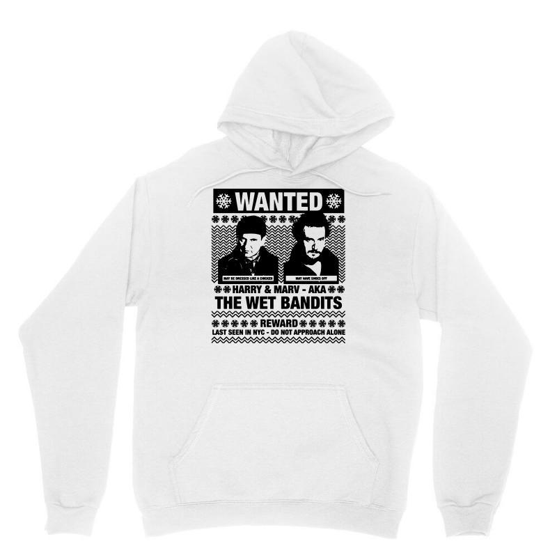 Wet Bandits T Shirt Home Alone Unisex Hoodie   Artistshot