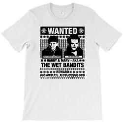 wet bandits t shirt home alone T-Shirt   Artistshot