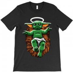 funny baby yoda  christmas T-Shirt | Artistshot