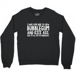 chew bubble Crewneck Sweatshirt | Artistshot