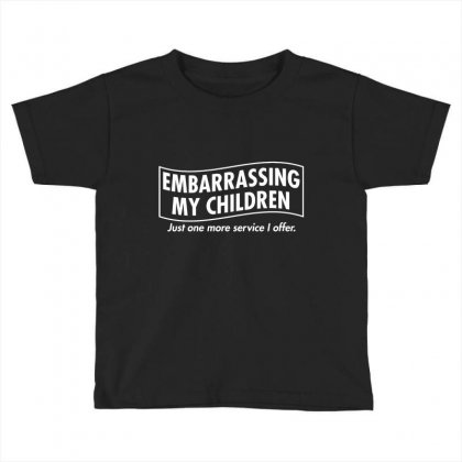 Children Service Toddler T-shirt Designed By K0d1r