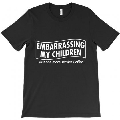 Children Service T-shirt Designed By K0d1r