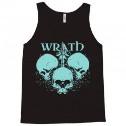 wrath Tank Top | Artistshot