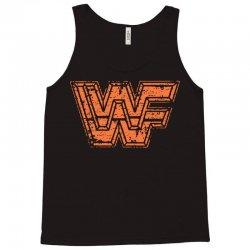 wwf t shirt wwf wrestling shirt vintage wrestling shirt 80s wrestling Tank Top   Artistshot