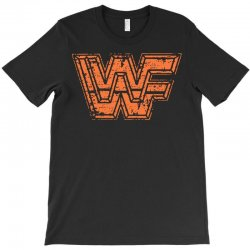 wwf t shirt wwf wrestling shirt vintage wrestling shirt 80s wrestling T-Shirt   Artistshot