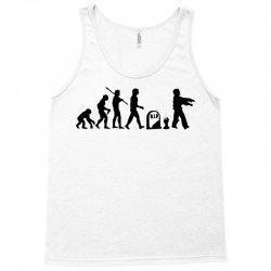 zombie t shirt zombie evolution t shirt funny zombie t shirts Tank Top | Artistshot