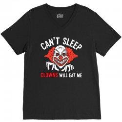 clowns eat V-Neck Tee   Artistshot