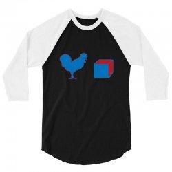 cockblock 3/4 Sleeve Shirt | Artistshot