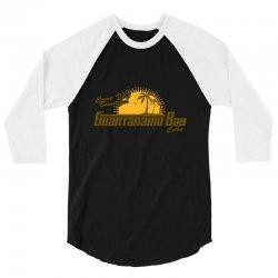 come visit beautiful guantanamo bay cuba 3/4 Sleeve Shirt | Artistshot
