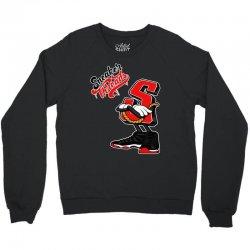 funny sneaker threads Crewneck Sweatshirt | Artistshot