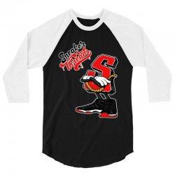 funny sneaker threads 3/4 Sleeve Shirt | Artistshot