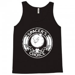 funny spacer's choice logo Tank Top | Artistshot