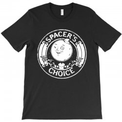 funny spacer's choice logo T-Shirt | Artistshot