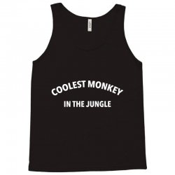 coolest monkey Tank Top | Artistshot