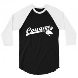 cougar bait 3/4 Sleeve Shirt | Artistshot