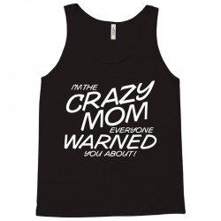 crazy mom Tank Top | Artistshot