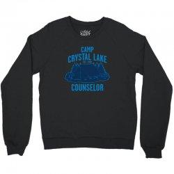 crystal lake 1 Crewneck Sweatshirt   Artistshot