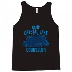 crystal lake 1 Tank Top   Artistshot