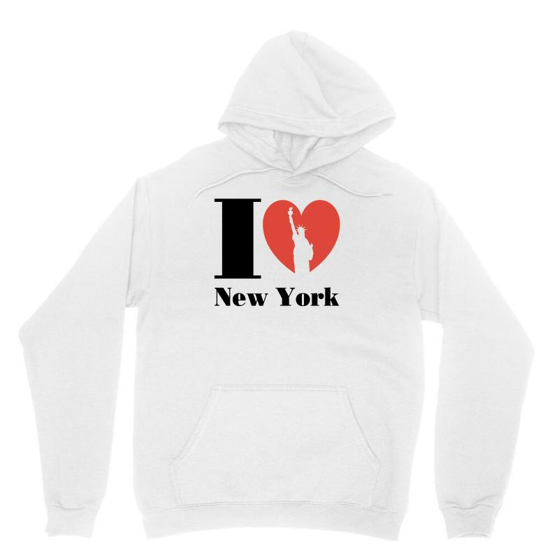 Love New York Unisex Hoodie | Artistshot