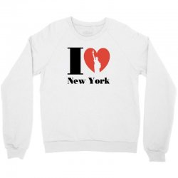 love new york Crewneck Sweatshirt | Artistshot
