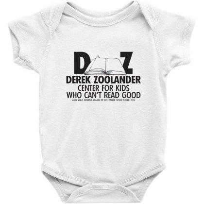 Derek Zoolander Baby Bodysuit Designed By K0d1r