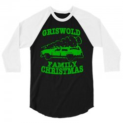 griswold family christmas vacation 3/4 Sleeve Shirt | Artistshot
