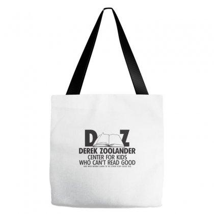 Derek Zoolander Tote Bags Designed By K0d1r