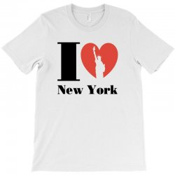 love new york T-Shirt | Artistshot